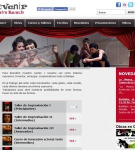 Devenir Teatro Escuela