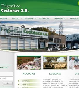 Frigorifico Costanzo S.A.
