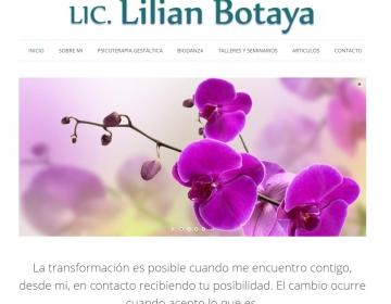 Lilian Botaya Psicologa
