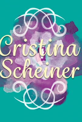 Logo para la Cosmetóloga Cristina Scheiner