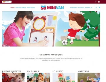 Minivan Learning Resource