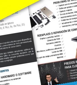 Diseño para Mercado Libre. Cliente Smart Dispositivos
